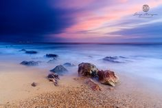Twilight - Sunset at Granja