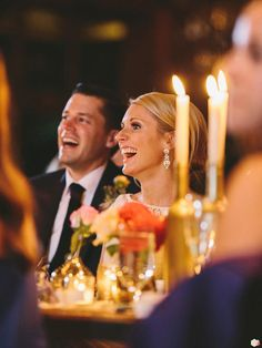 Wedding toasts make for the *best* photo ops. Paired with unpredictability, these candid photos capture the pure, unfiltered reactions to a heartfelt (and hilarious) wedding reception speech!
