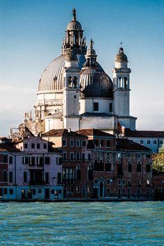 Let's go back to Italia. Santa Maria della Salute, Venice