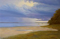 A cool change Passage 61x91cm Seascape Paintings, Landscape Paintings, Photo Gallery Website, Sunshine Coast, Australian Artists, Still Life, Past, Photo Galleries, Change