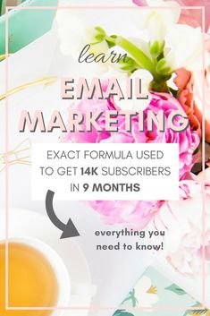 You already KNOW you need an email list but you may not know exactly how to start one that will bring you thousands in passive income every month…right? This course will teach every single thing you need to know to build a successful email list that CONVERTS! (affiliate link) If you are serious about building a successful blog and living the life of your dreams, sign up for this class today!