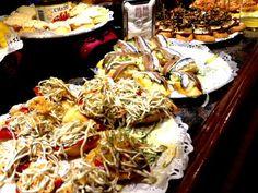 Dónde y cómo comer pintxos en Donostia