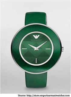 Armani Watches for Women | Leather Belt, Stainless Steel Watches