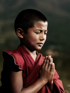 The Monks by Bal Deo, via Behance