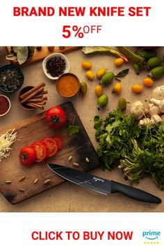 Chef's Ultimate Choice: Sharpze's Premium kitchen Knives set is made of high-quality stainless steel that resists rust and corrosion. Ideal for chopping, slicing, dicing, and mincing all kinds of meat, vegetables, fruits, and bread . . . . #chefknifeset #knifesetkitchen #paringknife #serratedparingknife #vegetableknife Stylist Tattoos, Marble Nail Art, Long Acrylic Nails, Rhinestone Nails, Knife Sets, Stylish Nails, Living Room Decor, Pleated Curtains, Lined Curtains