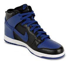 "Nike Dunk Hi ""J-Pack"" Blue/Black"