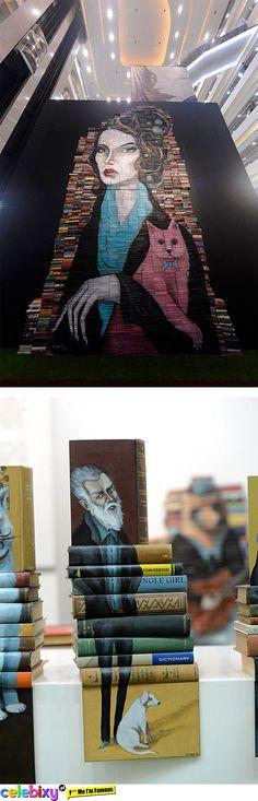 Book Artwork by Mike Stilkey