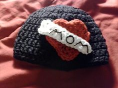 Check out this item in my Etsy shop https://www.etsy.com/listing/171545442/crochet-mom-tatto-hat-children-size