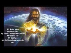 My God My Savior - Aaron Shust Lyric Video - YouTube