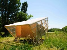 Plongeoir by SPRAY Architecture
