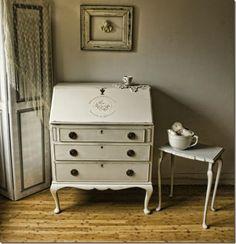 3 Técnicas para darle a tus muebles un toque vintage