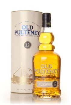 Old Pulteney 12 Year Old Whisky  - Master of Malt