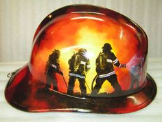 firefighter art | Scroll Down To View All Images
