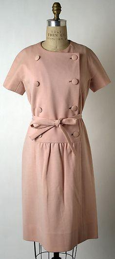 Dress Norman Norrell 1961-62