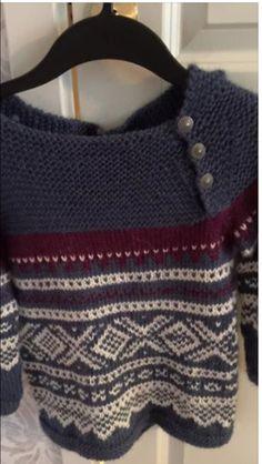 Oslo anorakk forside Knitting Ideas, Oslo, Crochet Top, Barn, Sweaters, Projects, Inspiration, Tops, Women