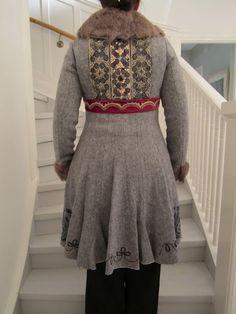 Coat from Gudrun Sjödén