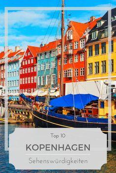 Genieße skandinavisches Flair mit unseren Top 10 Kopenhagen Tipps!
