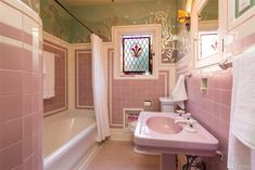 The property 1435 Ave, Seattle, WA 98122 is currently not for sale on Zillow. View details, sales history and Zestimate data for this property on Zillow. Retro Bathrooms, Home Decor Accessories, Updating House, Vintage Bathrooms, Pink Bathroom Vintage, Art Deco Bathroom, Home Decor, Vintage Bath, Retro Home