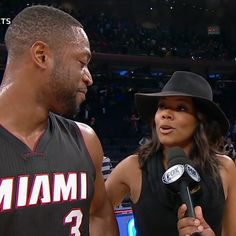 Gabrielle Union Videobombing Dwyane Wade Is Seriously Adorable