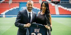 Pacar Jese Rodriguez, Aurah Ruiz Jadi Pusat Perhatian Publik di PSG