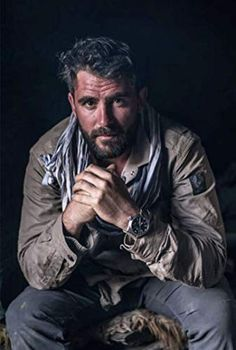 Levison Wood in From Russia to Iran: Crossing Wild Frontier Walking The Himalayas, Levison Wood, Fashion Moda, Mens Fashion, Pith Helmet, Tv Series 2017, Olympia London, Fiction Film, Belstaff