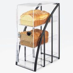 I want a cool bread box like this!