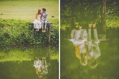 Olvasd el Kicsu és Gergő DIY esküvőjének teljes történetét az eskuvovintage.hu oldalon! Fotó: renifoto.com #esküvő #wedding #diy