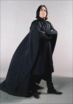 How-To Make Harry Potter Costumes: How-to Severus Snape Costume
