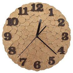 Giftgarden Round Coin Clock for Wall Decor Gift Garden https://www.amazon.ca/dp/B01GPWMJ2I/ref=cm_sw_r_pi_dp_SwlHxbDQXJBQ3