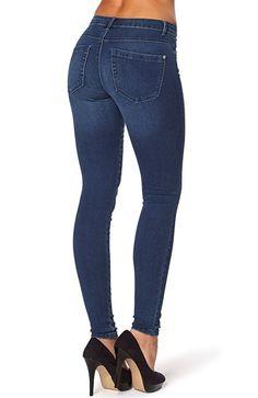 De sejeste ONLY Jeans Royal Regular Waist Mellembl? ONLY Underdele til Dame til hverdag og til fest