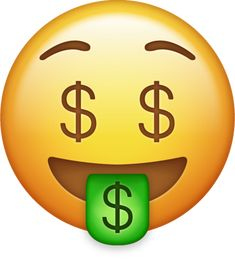 Money Emoji Icon