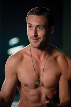 And the award for Best Celebrity Male Body goes to... Ryan Gosling - oh my!