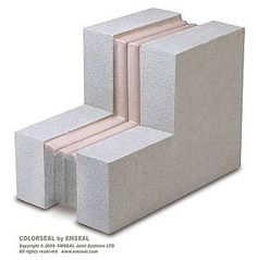 EMSEAL Products--Architectural--COLORSEAL Original