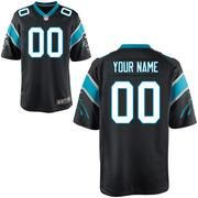 #Valentines #AdoreWe #NFLShop.com - #NFLShop.com Men's Carolina Panthers Nike Black Custom Game Jersey - AdoreWe.com