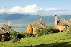 top ten hotels and resorts of 2013 - ngorongoro crater lodge by andbeyond in tanzania Tanzania, Kenya, End Of The World, Travel Around The World, Around The Worlds, Top 10 Hotels, Hotels And Resorts, Zanzibar Honeymoon, Places To Travel