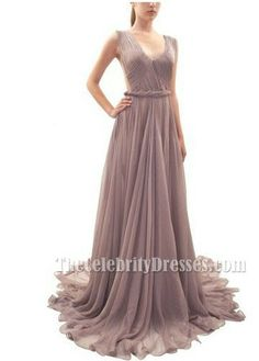 Taylor Swift Chiffon Prom Dress in Video Begin Again gorgeous Gown