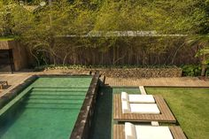 Hotel TW Guaimbê, Ilhabela #architecture #brazilianarchitects #outdoor