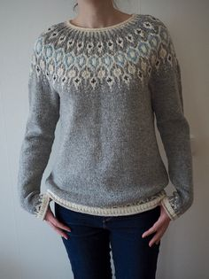 Ravelry is a community site, an organizational tool, and a yarn & pattern database for knitters and crocheters. Classy Closets, Norwegian Knitting, Fair Isle Knitting, Sweater Knitting Patterns, Wool Sweaters, Ravelry, Knit Crochet, Pullover, Clothes For Women