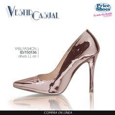 Metalicas y rosadas. #zapatillas #tacones #pump #chic #fashion #fashionable #fashionista #happy #must #sexy #shoes #pumps #marsala #golden
