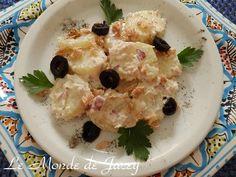 Tunesischer Kartoffelsalat