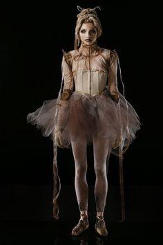 Costume, Make-Up, Hair, Marionette