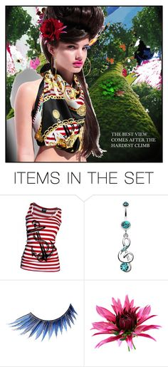 """""""Real High (AK47 Mix)"""" by greeneyz ❤ liked on Polyvore featuring art"""