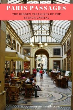 paris passages-Pinterest