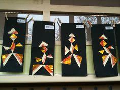 tangram chinois art visuel maternelle