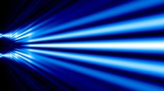 The universe is rigged: the double slit experiment shows photons acting as waves and particles.