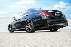 Mercedes-Benz (W222) S63 AMG by G-Power #mbhess #mbtuning #gpower