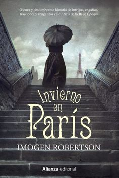 """""""Invierno en París"""" de Imogen Robertson"""