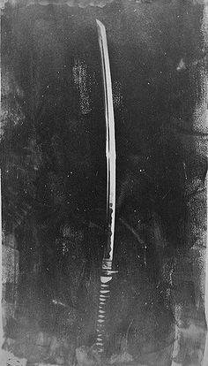 https://flic.kr/p/5Ds2Mq | Katana | Andreas Kontellis Exhibition, May-June 2001, Zoumboulakis Galleries, Liqued-light on Canvas, photo of Japanese Katana sword. ~ Ανδρέας Κοντέλλης, Έκθεση στην Γκαλερί Ζουμπουλάκη, Μάιος Ιούνιος 2001, Φωτογραφική Εκτύπωση Ιαπωνικού Σπαθιού (Κατάνα) σε Φωτοευαισθητοποιημένο Μουσαμά.