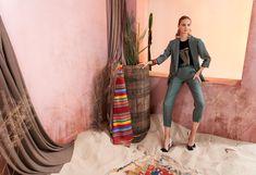 Вдохновением для новой летней коллекции от Alena Goretskaya стала Африка. Это яркая цветовая палитра, смешение стилей, анималистические и этнические принты, натуральные материалы, фурнитура и, конечно же, авторские аксессуары, которые дополнили и завершили образы, ярко отражающие стиль коллекции.    #alenagoretskaya #аленагорецкая #лето2020 #летнийобразженский #летнийобраз #тренды2020 #мода2020 #летнийобразнаработу #весна2020 #африка #образналето #платье #аксессуары2020 #аксессуары #брюки…