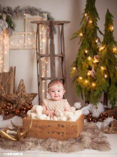 Studio Christmas Baby Photography Set Up | luveashlyn.ca …